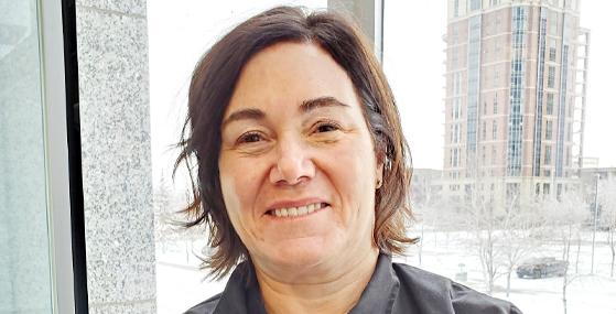 Maureen, Dental Office Employee